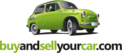Buy and Sell Your Car or Truck Sticky Logo